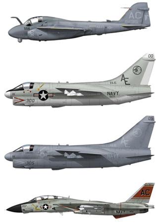 美军不为人知的黎巴嫩空中作战经历(组图3)