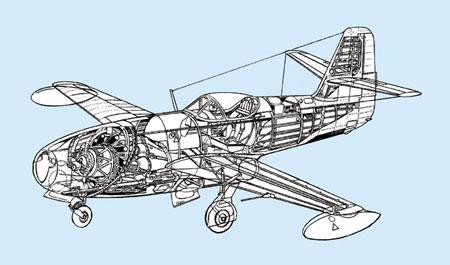 军情揭密:50年代美国租借苏制飞机事件(组图)