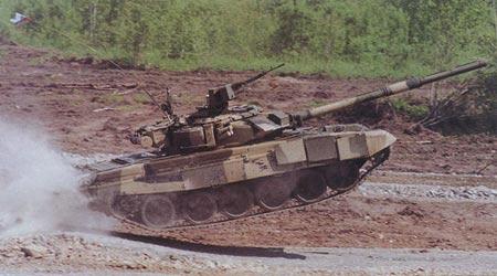 印度将再从俄采购400辆T-90S主战坦克(组图)