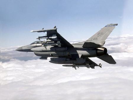 印美对抗雷III联合战斗机演习将于11月举行(图)