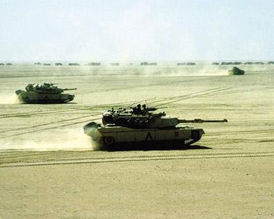 现代军事评论:信息化战争并未让陆军走开(图)