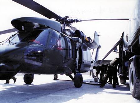 国际展望特稿:中国黑鹰直升机(组图)