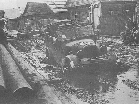 组图:莫斯科保卫战--希特勒闪电战的彻底破产(1)