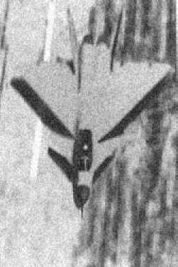 图文:有争议的歼十战机双发双垂尾型