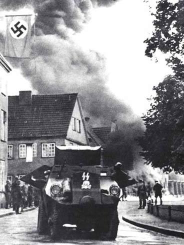 组图:不义战争祸害世界--德苏战场上的德军(1)