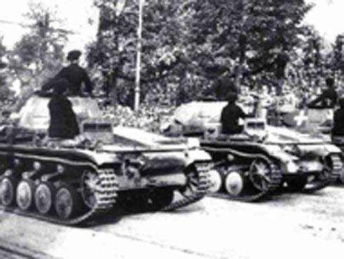 组图:不义战争祸害世界--德苏战场上的德军(2)