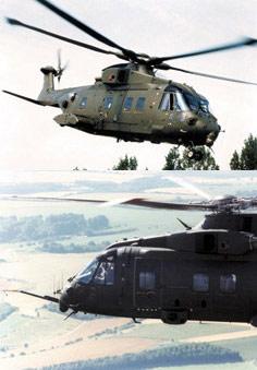 欧罗巴旋翼之梦:EH101多用途直升机(组图)