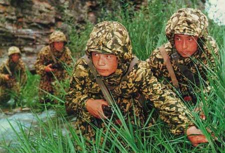美国情报官员眼中的朝鲜军事战略(组图)
