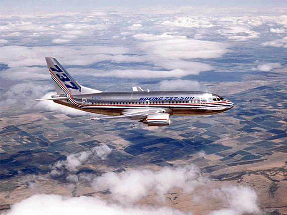 资料:波音新一代737系列飞机