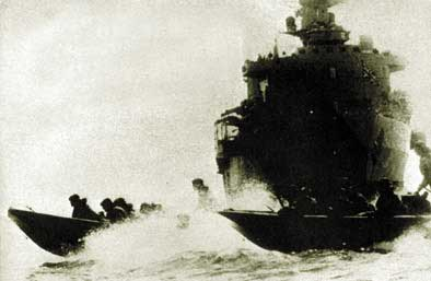 军史回顾:英国皇家海军陆战队马岛战记(组图3)