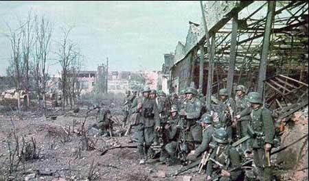 图文:斯大林拖拉机厂的废墟