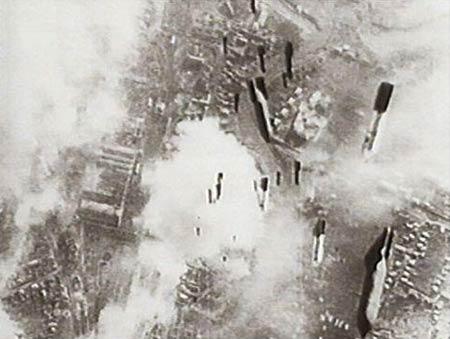 图文:空袭斯大林格勒