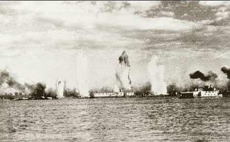 图文:轰炸斯大林格勒