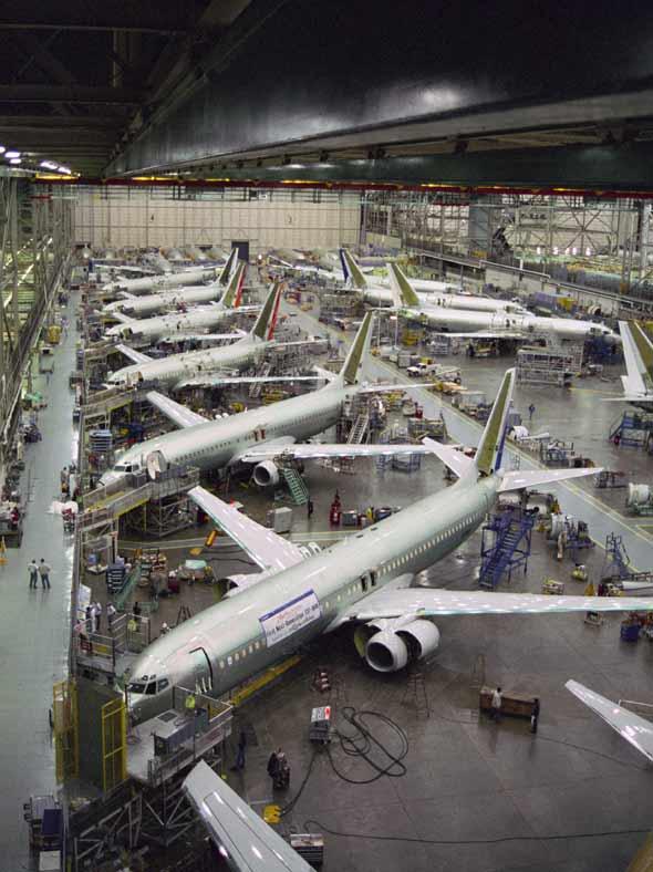 波音737系列飞机:b737-700型