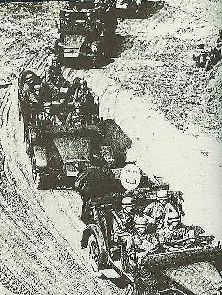 图文:德国入侵波兰(2)
