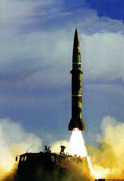 美称大陆对台部署的导弹可能增到725枚(图)