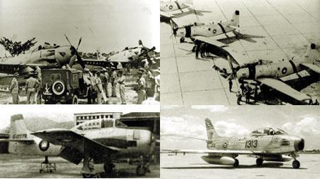 柬埔寨空军史系列之高棉皇家航空兵(组图)