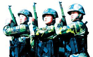 探访中国特警部队:东方反恐劲旅享誉世界(图)