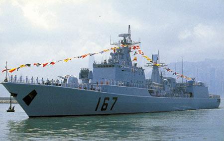 军事专家倡导推进有中国特色的海军变革(组图)