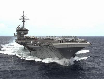 美军要向东亚增派航母担心中国远程打击能力