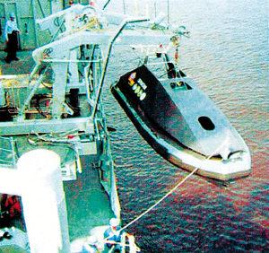 马六甲:新加坡用无人舰队打击海盗(附图)