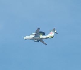 图文:中国试飞大型预警机(10)