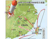 <fontcolor=red>台湾首次成功试射巡航导弹射程可达1000公里</font>