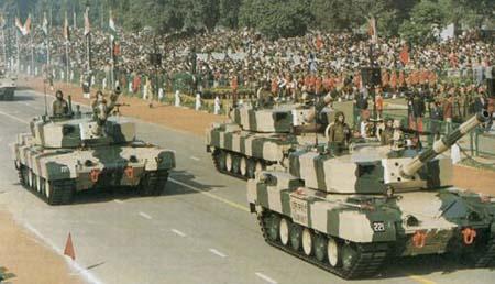 印度陆军的坦克装备将面临着严重不足(组图)