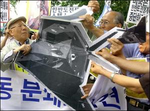 美军宣布已在韩国完成部署15架F-117隐形战机