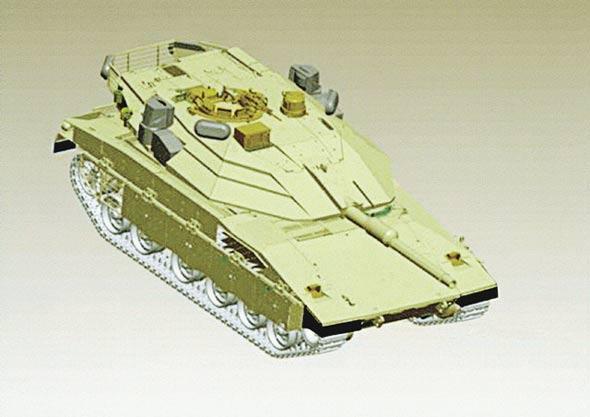 """以色列推出""""战利品""""装甲车用主动防护系统(图)"""