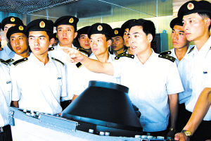 郑和舰:中国海军军官的摇篮(组图)