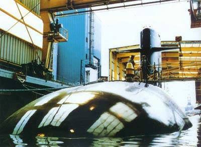 印度海军计划拨款23亿美元建造新潜艇(附图)