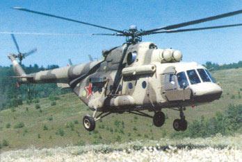 永远的河马:苏俄米-8/17直升机家族(组图)