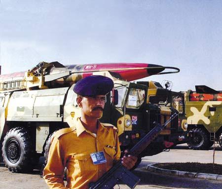 外军观察:巴基斯坦弹道导弹发展史(组图)