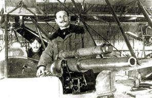 探索机载大口径航炮的历史轨迹(组图)