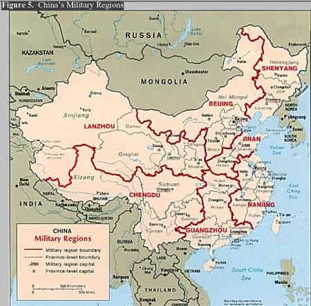 2005年中国军力报告:第一章关键发展(组图)