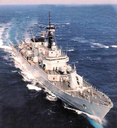 外军观察:意大利海军的战后发展(组图)