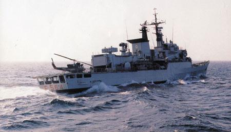 外军观察:意大利海军的战后发展(组图2)