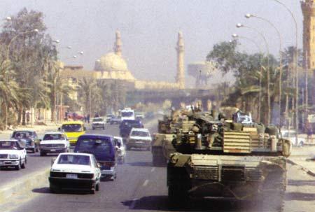 伊拉克战后的M1主战坦克改进述评(组图2)