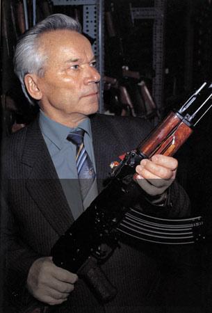 后卡拉什尼科夫时代:俄新一代自动步枪(组图)