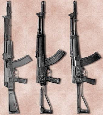 后卡拉什尼科夫时代:俄新一代自动步枪(组图2)