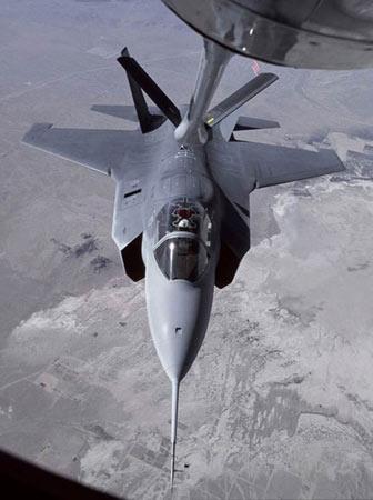 美新型F-35战机呼之欲出三种机型多国合作(图)