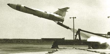 前苏联第一代舰载反舰导弹发展内幕(组图)