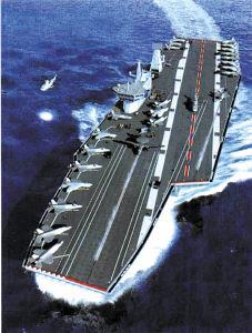 外军观察:英国全球舰队欲重振海军昔日雄风(图)