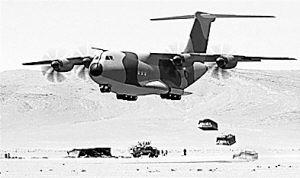 智利军方欲购买3架A400M军用运输机(附图)