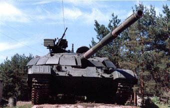 乌克兰陆军接装17辆改进型T-64BM主战坦克(图)