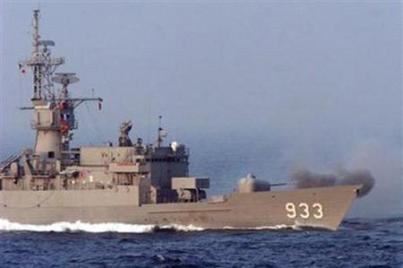汉光演习表明台军战略由防卫型转向进攻型(图)