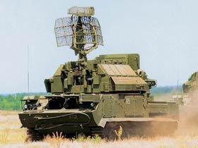 俄改进型道尔-M1防空系统将亮相莫斯科航展(图)