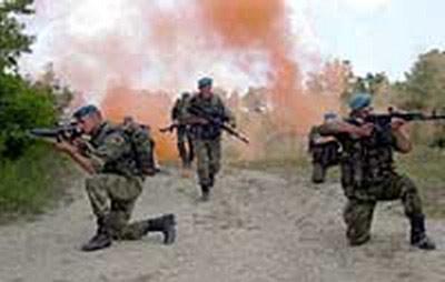 经受车臣战争洗礼的俄罗斯空降兵第7师(组图)