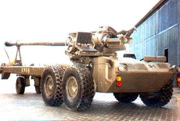 西班牙订购70门155毫米远程炮兵武器系统(图)